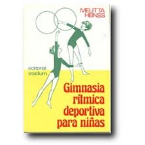 Gimnasia rítmica deportiva para niñas.