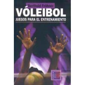 Vóleibol, juegos para el entrenamiento